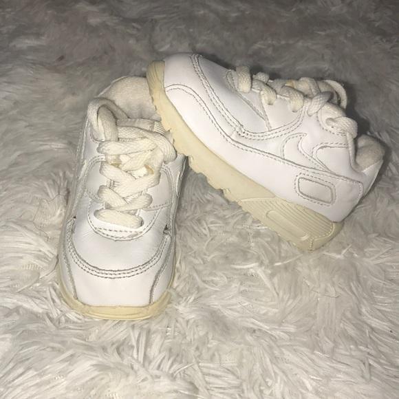 dd9ee8e2fa Nike Shoes | Baby White Air Max | Poshmark